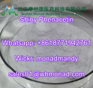 Phenacetin shiny crystal powder finacetin suppliers +8618771942761