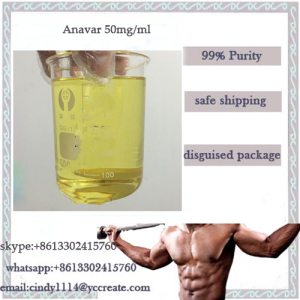 Anavar Injectable Anabolic Steroid Oxandrolone 20mg/ml whatsapp+8613302415760