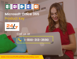 Microsoft Office 365 Product Key Help 1-800-313-3590