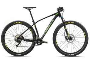 2017 Orbea Alma 29 M30 Mountain Bike