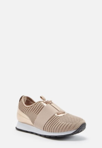 Melanda Stretch Knit Sneaker