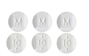 RITALIN 10MG (Methylphenidate)