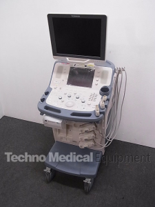 used Toshiba Xario Ultrasound set for sale (technomedicalequipment.com)