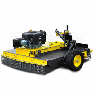 """vAcreage (44"""") 13HP Tow-Behind Rough Cut Mower w/ Electric Start"""