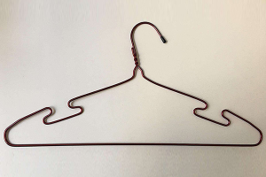 Painted Metal Hanger
