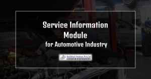 Service Information Module for OEMs