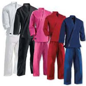 Martial Arts uniforms & Equipment