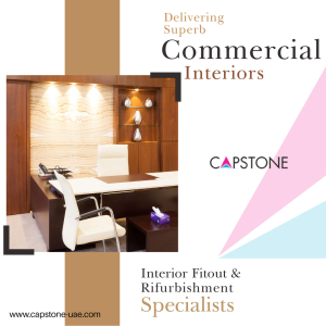 Commercial Interior Fitouts in Dubai