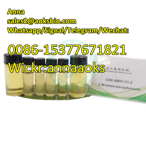 CAS 49851-31-2, 2-BROMO-1-PHENYL-PENTAN-1-ONE manufacturer cas 49851312,Whatsapp:0086-15377671821