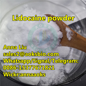 Lidocaine,Lidocaine,Lidocaine powder, buy Lidocaine,cas137-58-6,137 58 6,Whatsapp:0086-15377671821