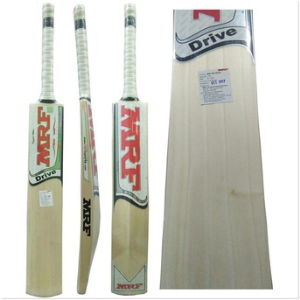 MRF Drive English Willow Cricket Bat