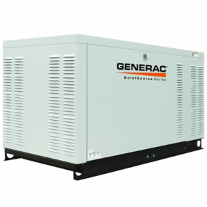 Generac QuietSource Series 22 kW Standby Power Generator (Premium-Grade)