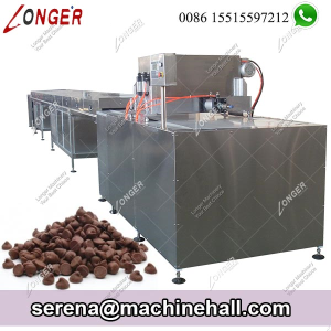 Automatic Chocolate Chips Production Process Line