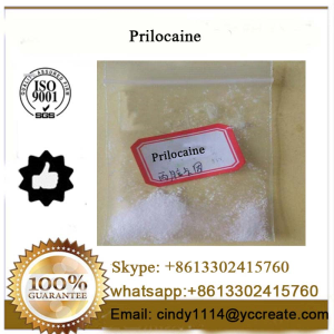Prilocaine HCL Local Anesthetic Raw Powder Best Offer whatsapp+8613302415760