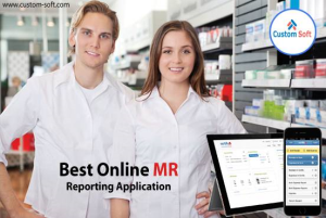 Online MR Reporting Software by CustomSoft