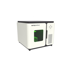MF 20 PC Portable Fiber Laser Marking Machine