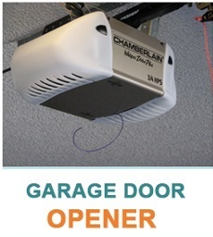 garage door opener installation Surrey