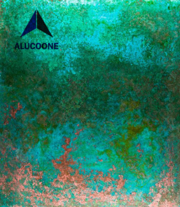 Alucoone Copper Patina Composite Panel Copper Panels