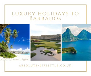 luxury holidays to Barbados