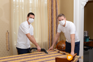 Home cleaning services