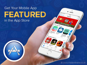 Cheat Sheet to Get Your Mobile App Featured app