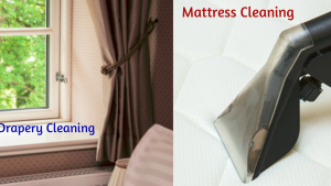 Drapery & Mattress Cleaning