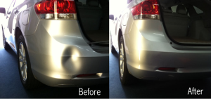 paint less dent removal