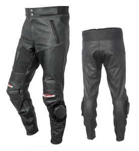 Motorbike Leather Pants
