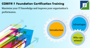 COBIT 5 Certification Training Offered By Jagsar International