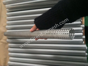 Perforated Cylinder Screen