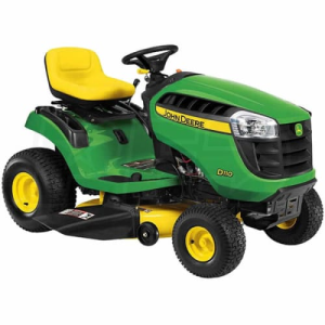 "John Deere D110 (42"") 19HP Lawn Tractor (CA Only)"