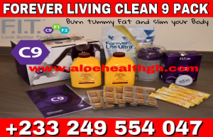 forever living clean 9 pack