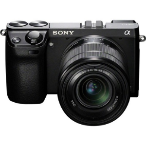 Sony Alpha NEX-7 Digital Camera with 18-55mm Lens