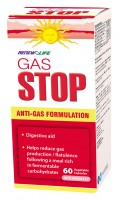 Shore Up Your Digestion with Gas Stop