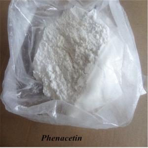Analgesic Material Phenacetin Raw Steroids Powder