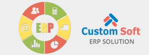 ERP System developed by CustomSoft