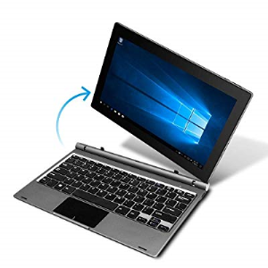 "YUNTAB GA116C 2 In 1 Laptop Tablet, Windows 10,11.6"", 32GB Storage, Intel Quad Core Processor, Noteb"