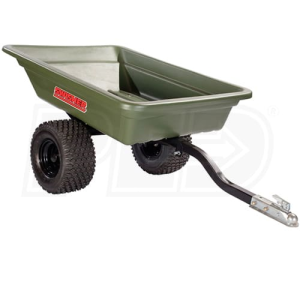 Swisher 20 Cubic Foot Poly ATV Dump Cart (1000 LB)