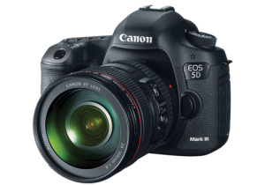 Canon EOS 5D Mark III With EF 24-105mm Lens Kit (IndoElectronic)
