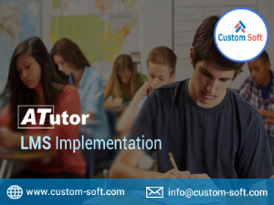 ATutor LMS Implementation by CustomSoft