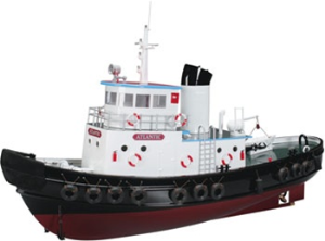 AquaCraft Atlantic Harbor Tug Boat RTR