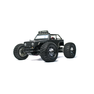 Thunder Tiger Kaiser Monster Truck Black TTR6411-F111