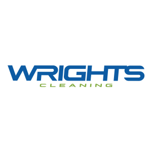 Wrights Cleaning Logo