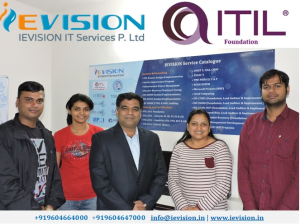 ITIL V3 foundation Training & Certification Course