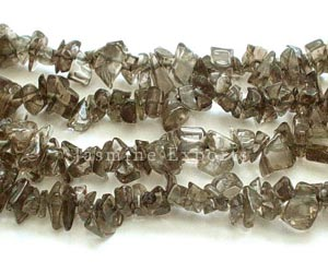 Wholesale Smoky Quartz Gemstone Beads