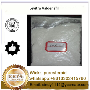 High Purity Sex Enhancer Vardenafil Levitra Powder