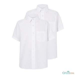 Stark White Short Sleeve Shirt