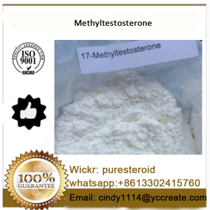 Muscle Building Anabolic Steroid Powder Methyltestosterone whatsapp+8613302415760
