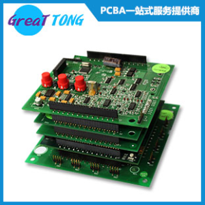 Breath Analyzer Multilayer Turn-key PCB Prototype Assembly Shenzhen Grande