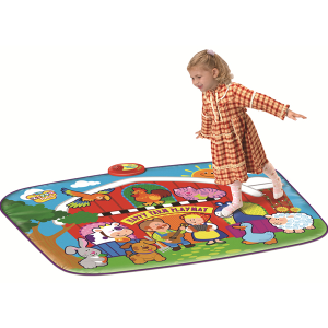 Happy Farm Playmat
